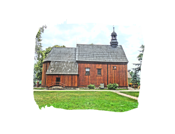 TRAIL OF WOODEN CHURCHES